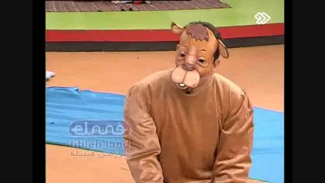 فیتیله 1394/02/11 - 08 - نمایش مثل آباد - کینه شتری