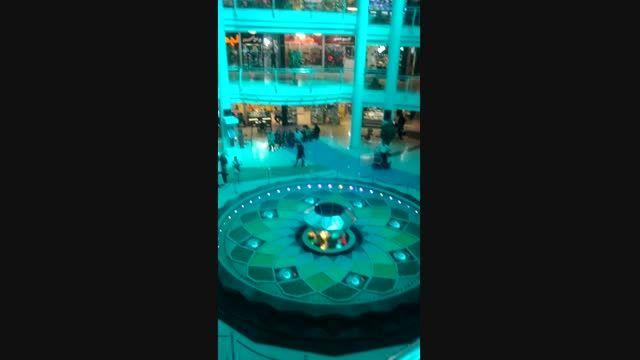 الماس شرق مشهد ب ارتفاع ۳۰متر میپاشه بالا آب را