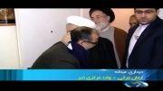 امین فیاض-دیدار رییس جمهور با خانواده امین فیاض