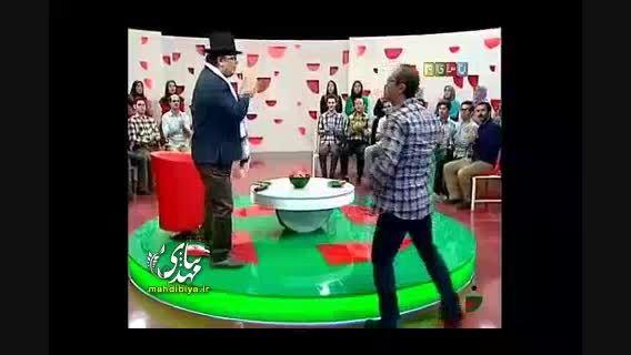 شادترین لحظه مهران دوستی در برنامه خندوانه