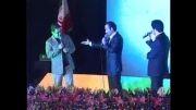 طنز و جوک های خنده دار اکبرنژاد و حسینیان و حسن ریوندی