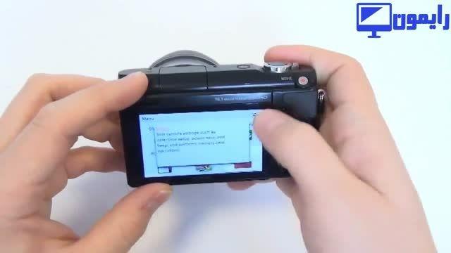 بررسی Sony Nex3n - رایمون Tv