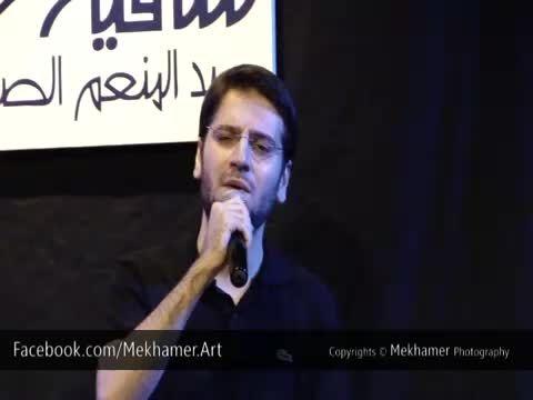 """سامی یوسف- اجرای """"من امید شما هستم"""" برای انقلاب مصر"""