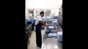 سریعترین راه ظرف شستن
