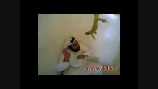 ترسوندن عرب با سوسمار..آخر خنده..