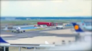 یک روز عادی در فرودگاه فرانکفورت