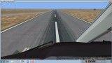 PMDG 747 landing at OIIE