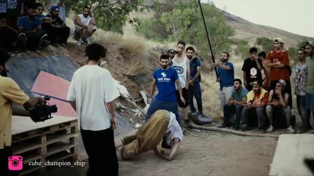 .Iran Parkour ... Cube Championship 2