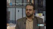 حضور رئیس انتشارات مبین اندیشه در سیمای باران استان گیلان 5