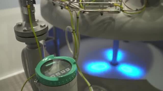 راهکارهای اندازه گیری سطح برای صنایع شیمیایی