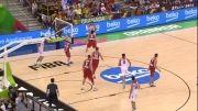 شوت زیبای صمد نیکخواه بهرامی در بازی با صربستان HD