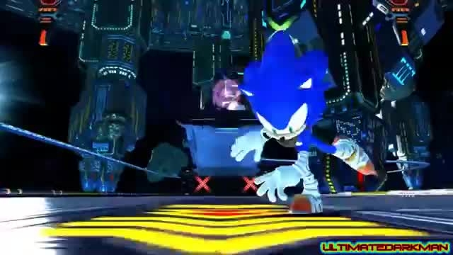 sonic boom vs sonic generations-sonic generations rival