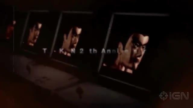 بیستمین سالگرد تولید سری بازی های Tekken