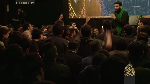 سید مهدی میرداماد و سید مجید بنی فاطمه/هشت شب عاشقی/