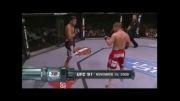 برترین ناک اوت های UFC - شماره 72