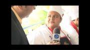 ششمین جشنواره غذا و نوشیدنی در هنرستان هتلداری و گردشگری پارسیان
