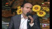 خنده دارترین تقلید صدای افغانی حسن ریوندی در برنامه ی گلخانه