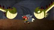 انیمیشن کوتاه کتاب اژدها | HD 720P | زبان اصلی