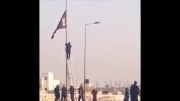 پرچمی که آل خلیفه را به وحشت انداخت