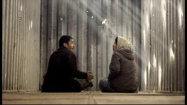 کلیپ جدید فیلم چند متر مکعب عشق با صدای بنیامین بهادری