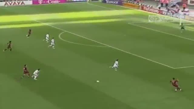 هایلایت بازی کامل کریستیانو رونالدو مقابل ایران (2006)