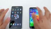 Galaxy Note 4 vs Galaxy S5 - Speed Test