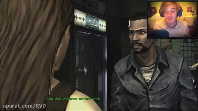 pewdiepie the walking dead episode 1 part 4