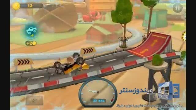 تریلر بازی Small And Furious مخصوص ویندوزفون