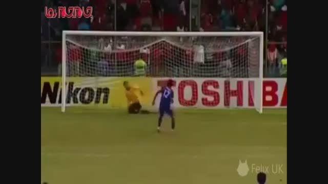 پنالتی های جالب فوتبالیست سرگرمی تفریحی گلچین صفاسا