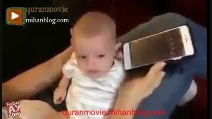آرامش کودک با صدای قرائت قرآن (پخش  آنلاین قرآنی)