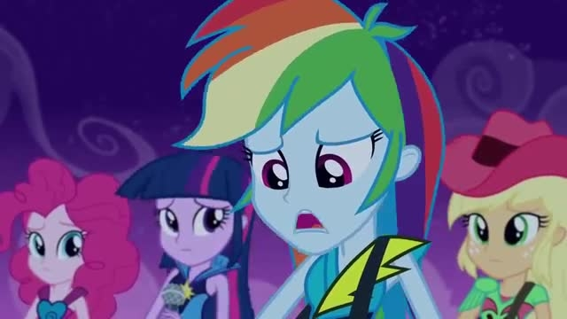 Welcome To The Show - MLP: Equestria Girls - Rainbow Ro