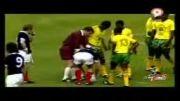 تیمی که در جام جهانی قوانین فوتبال را نمیداند!!
