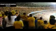 دعوا در بازی برزیل.المان.
