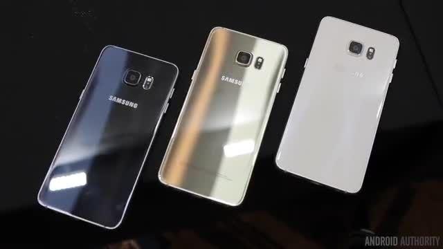 گوشی Samsung Galaxy S6 Edge plus