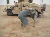 نبرد نابرابر آمریکائی عربی !!
