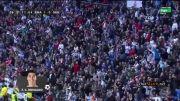 گل های بازی رئال مادرید2 - 0گرانادا