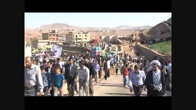 انتقال قبر شهیدبهنام محمدی در سال ۸۹ بدون نبش قبر