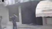 آتش سوزی پاساژ کادوس(آبادان)