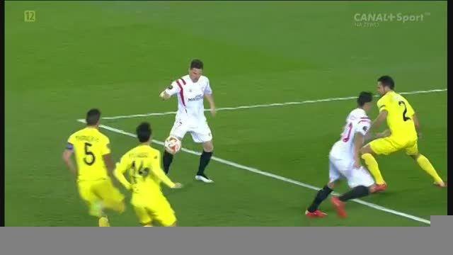 خلاصه بازی:ویارئال ۱-۳ سویا/سریعترین گل تاریخ لیگ اروپا