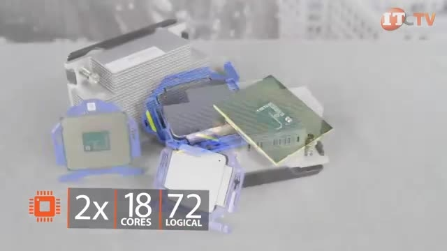 HP Proliant DL380 G9 Rack Server Overview