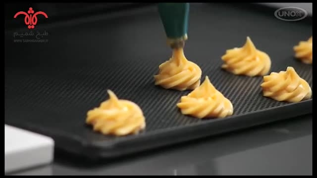 پخت انواع شیرینی با یونکس کانتر تاپ
