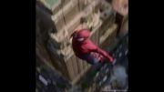 كلیپ تبلیغاتی مرد عنكبوتی شگفت انگیز