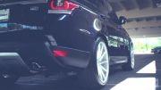 رسمی:تیونینگ رنجرور با Range Rover vossen