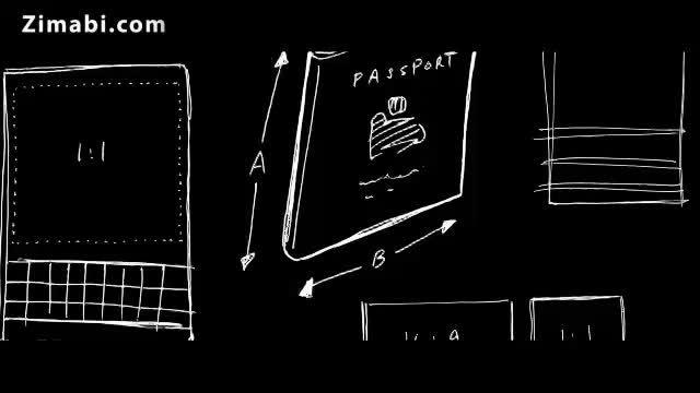 گوشی بلک بری BlackBerry Passport