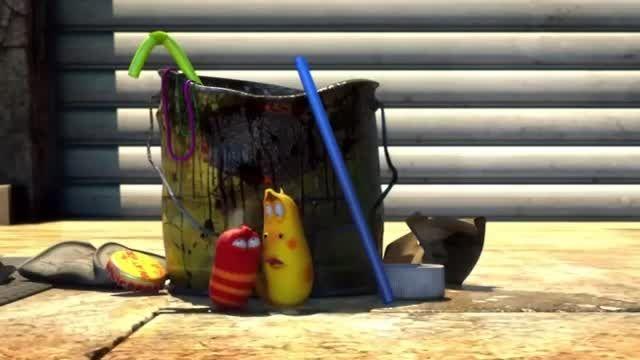 کارتون انیمیشنی لاروا - فصل سوم قسمت 8