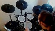اجرای آهنگ Cheri Cheri Lady مدرن تاکینگ با درام