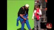 دوربین مخفی و شوخی های جالب با مردم توسط سوپرمن