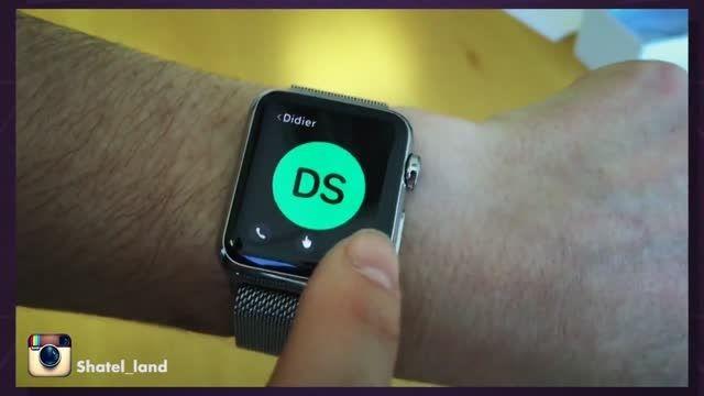 اولین ویدیوی آنباکسینگ اپل واچ به زبان فارسی