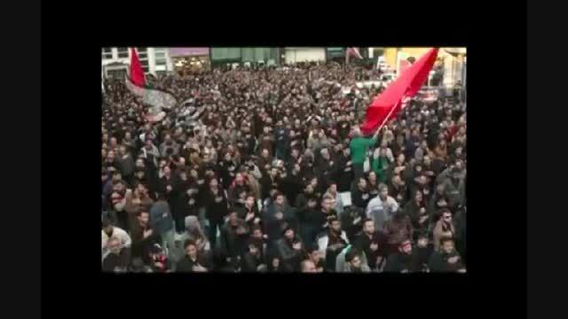 شب تاسوعا محرم 93 حاج محمود کریمی