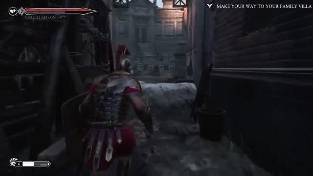 Ryse Son of Rome Gameplay Walkthrough Part 15